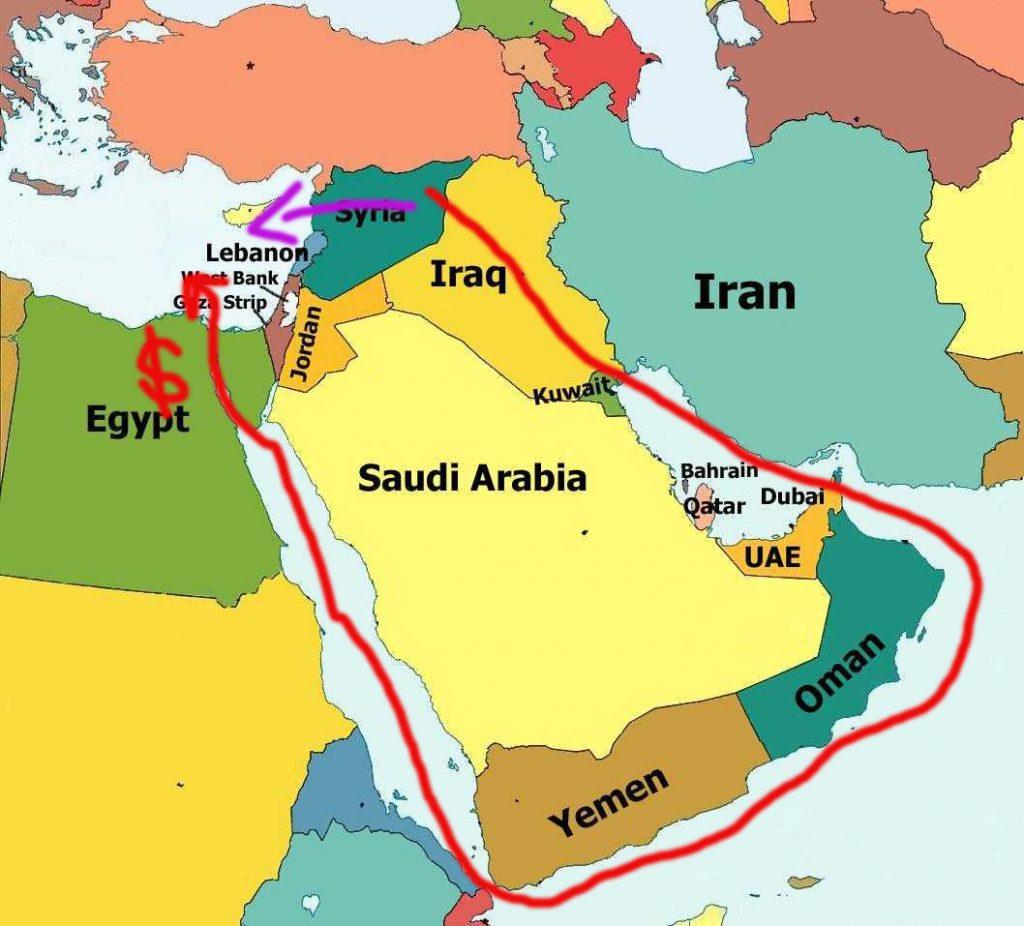 el petróleo en el mundo
