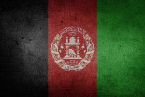 Bandera de Afganistan