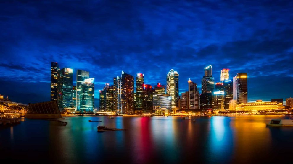 Skykine singapur
