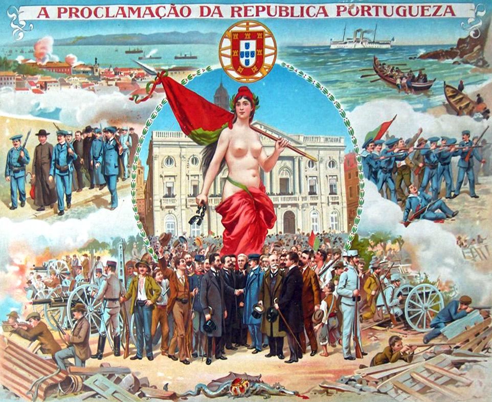 Portugal 1910