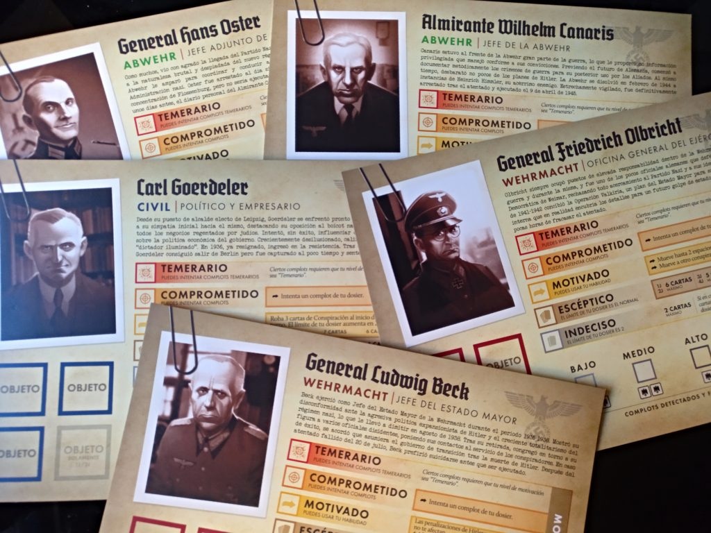 conspiración contra Hitler