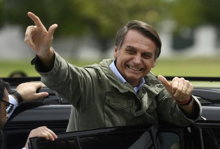 Bolsonaro partido