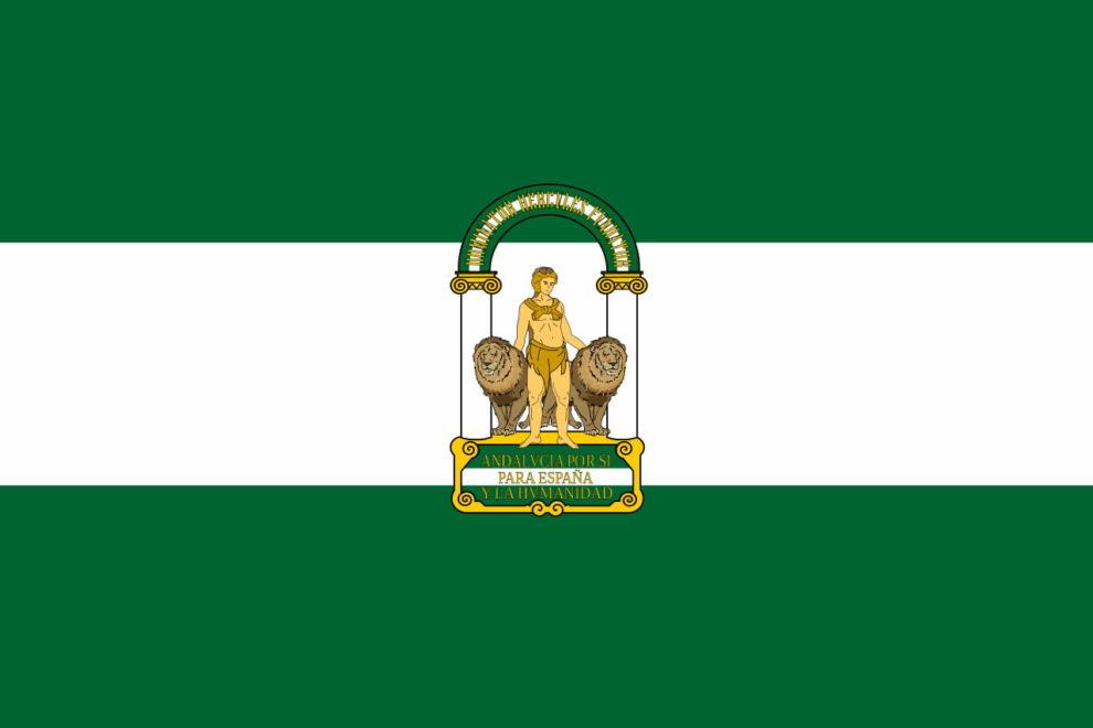 Andalucía Bandera