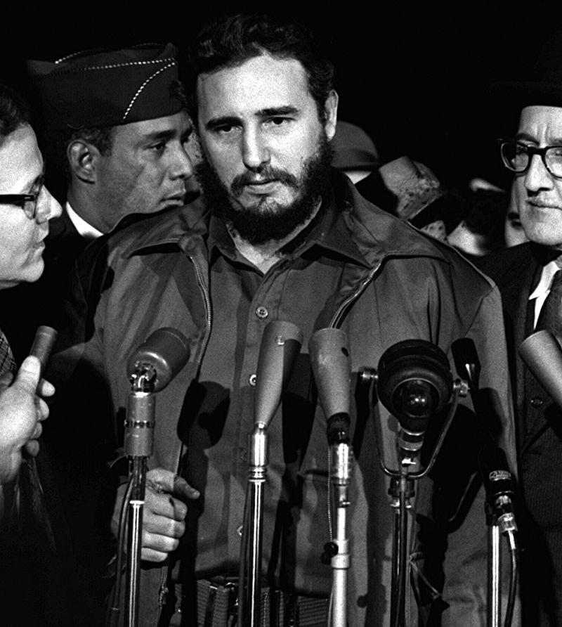 Fidel Castro en EE.UU.