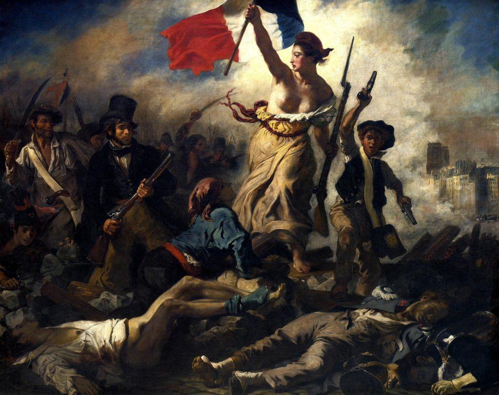 mujer revolución francesa