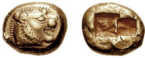 Moneda griega