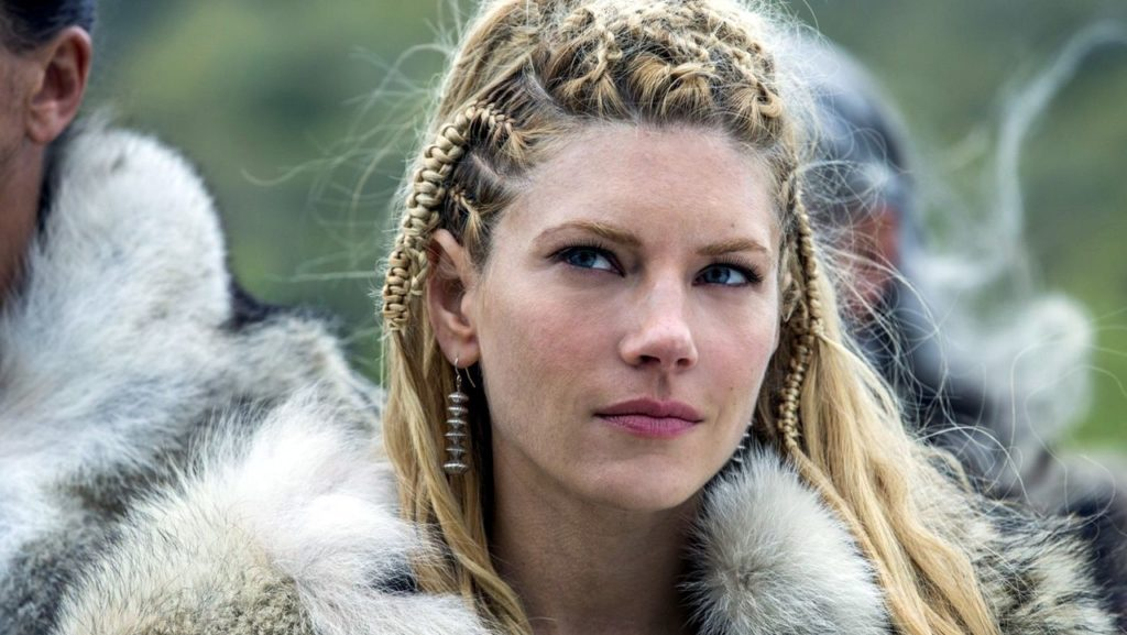 La vikinga Lagertha