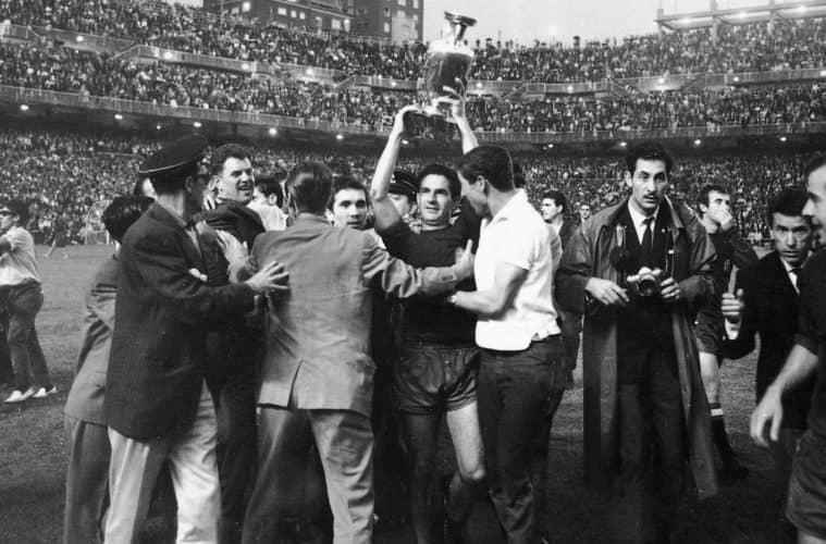 Título Eurocopa 1964