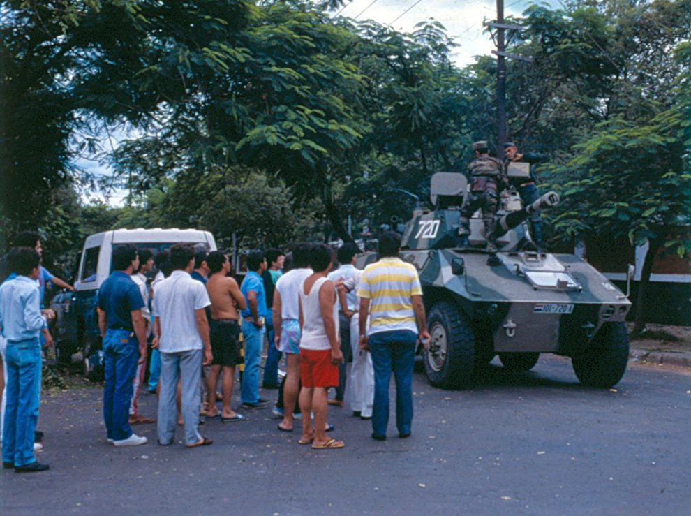 Golpe de Estado 1989