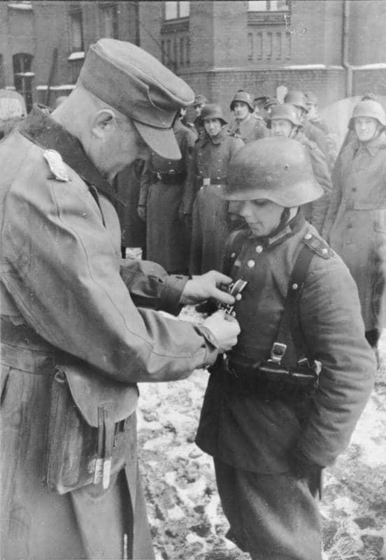 niño soldado aleman