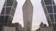 Monumento Calvo Sotelo Madrid