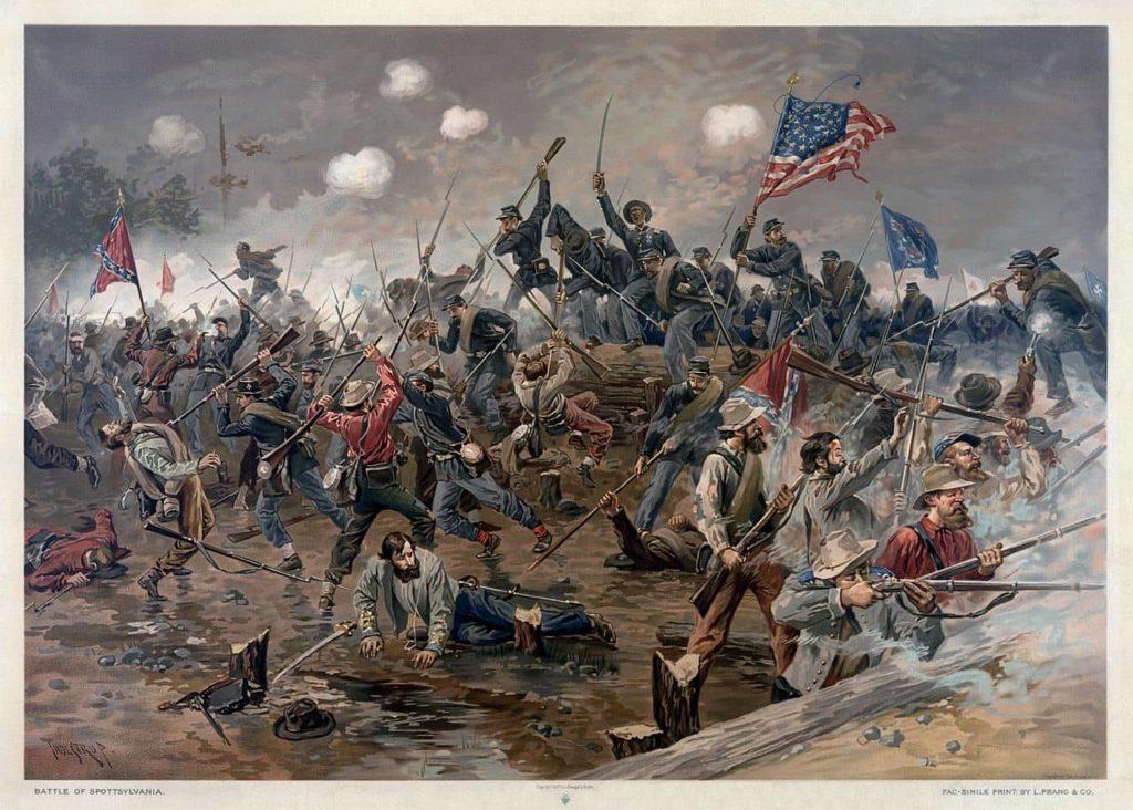 Batalla Spotsylvania