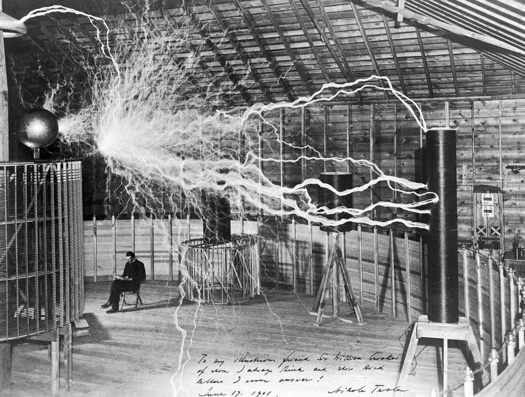 Laboratorio Tesla